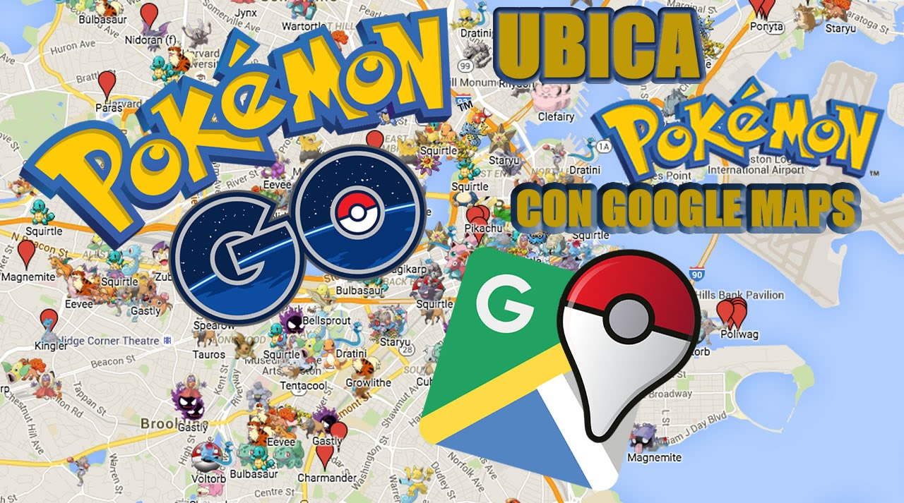 how to make a pokemon go map website
