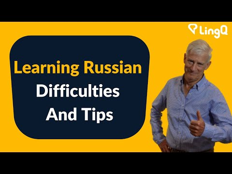 Tips on Learning Russian