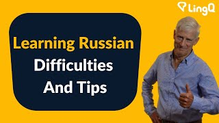 Learning Russian - Difficulties And Tips