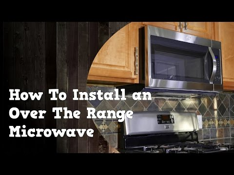 Best Over-the-Range Microwaves