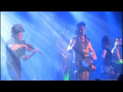 Neobedouin - Abney Park Live Apocalyptic Steampunk Music