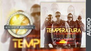 J Alvarez Ft. Gente de Zona y Maffio - La Temperatura Remix [Audio]