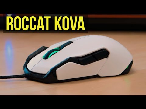 ✅ ROCCAT Kova Gaming Mouse Review