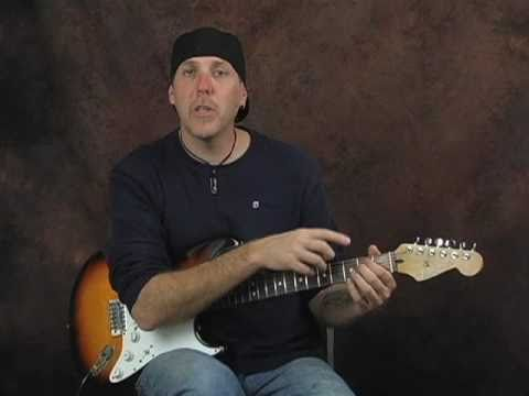 Beginner guitar lesson chord technique changing skills part 3 ...