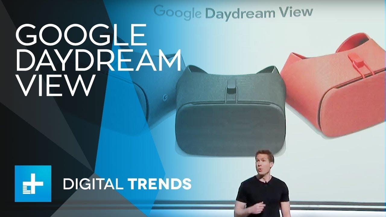 Google Daydream View – Full Announcement