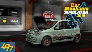 CAR MECHANIC SIMULATOR 2015 Part 24 - Neues Auto (FullHD) / Lets Play CMS