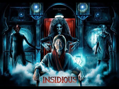 Insidious Trailers 1 2 3 4 The Last Key 2018 Youtube