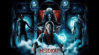 Insidious Trailers 1, 2, 3, 4 The Last Key  2018