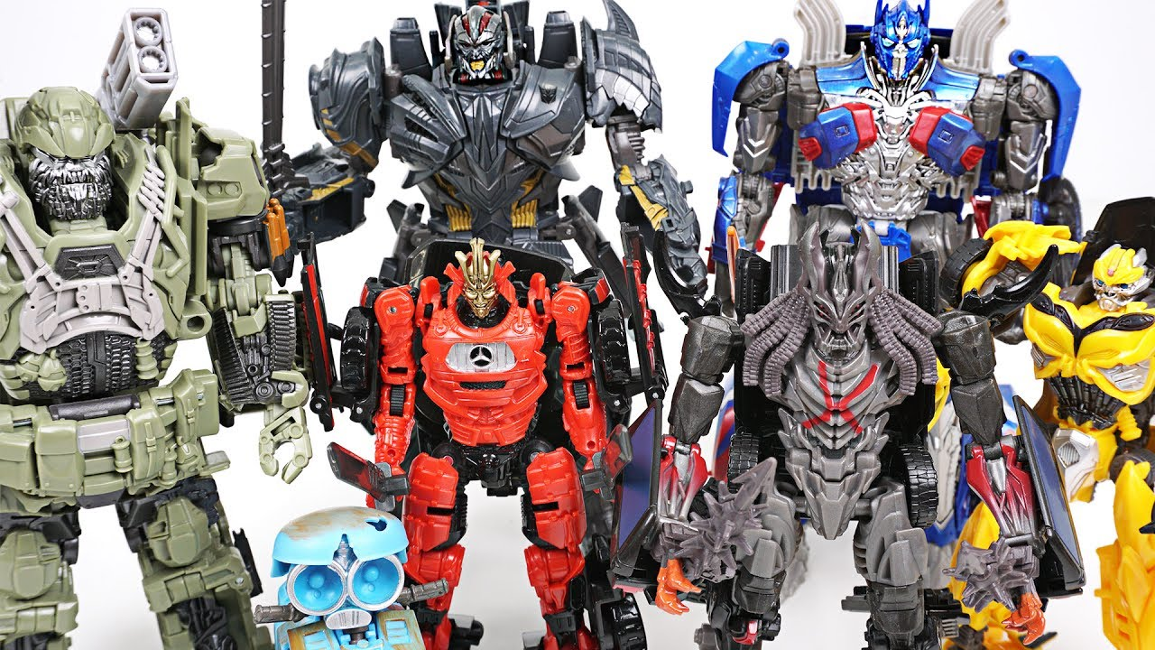 Transformers 5 the last knight toys all set bumblebee - Autobot drift transformers 5 ...
