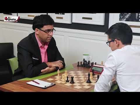 Anand vs Giri