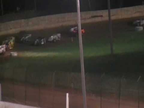 Freeport Raceway Park dirt modified racing part 1