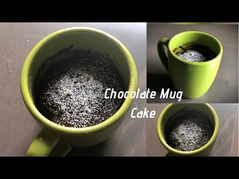 How To Make Eggless Mug Cakes | 2 Minute Mug Cakes| Microwave mug cake
