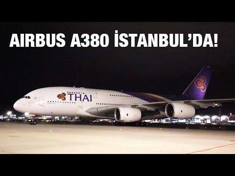 Türk Hava Yolları - Olumsuz hava şartlarında türbülanslı uçuş. IST-DLM