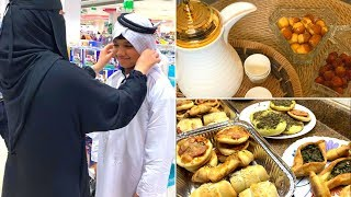 Kids go to school in Traditional attire || Arabic coffee, Fatayer and lot more !!