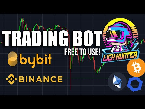 Lick Hunter 🐋  -  Free Trading Bot for Bybit & Binance Futures