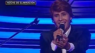 Jurado se rindió ante actuación completa de Ricardo Montaner