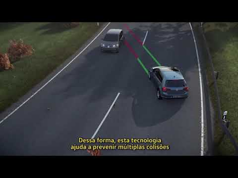 Novo Polo 2018 - Post Collision Brake