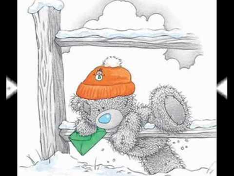 Зимняя сказка  Мишка Тедди 0001