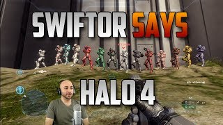 Halo 4 - First Swiftor Says Match!