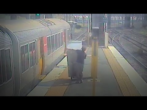 Train etiquette Queensland-style