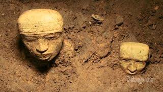 """Encuentran """"el inframundo"""" en Teotihuacán"""
