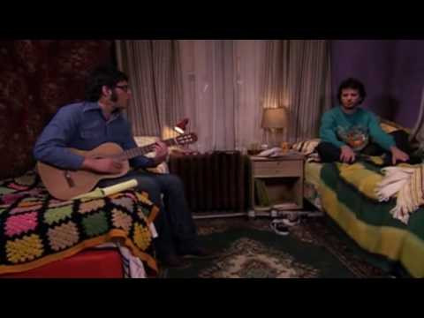 Flight of the Conchords Ep 6 Bret, You