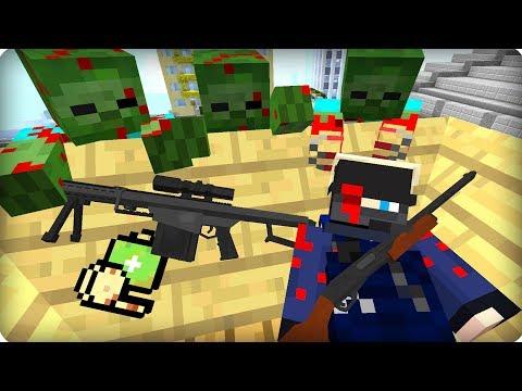Это был наш друг [ЧАСТЬ 31] Зомби апокалипсис в майнкрафт! - (Minecraft - Сериал)