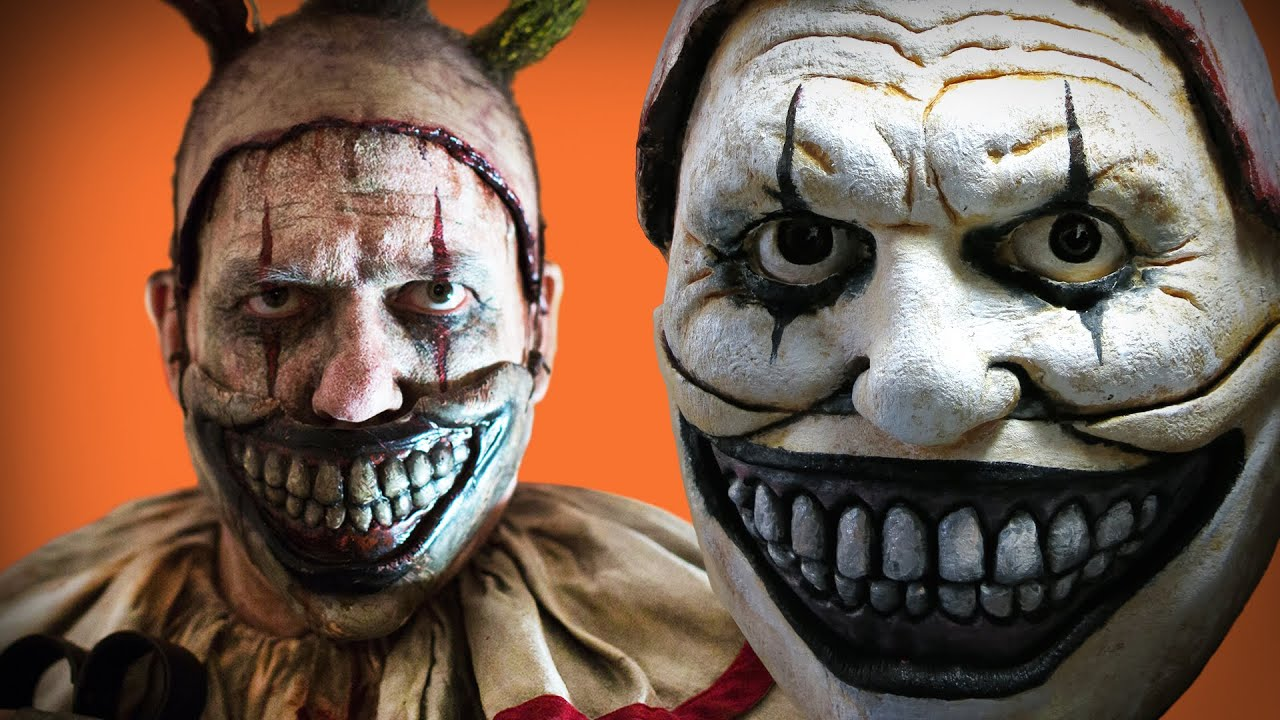 Twisty The Clown (American Horror Story) Pumpkin Carving - AWE me ...
