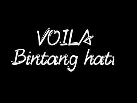 VOILA BAND - Bintang hati (with lirik)