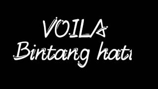 Gambar cover VOILA BAND - Bintang hati (with lirik)