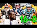 WOULD A NFL SUPER TEAM GO 16-0? Madden 17 Connected Franchise Experiment