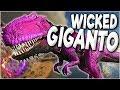 Wicked Giganto Tame! - ARK Parados ep2