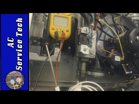 Furnace Flame Sensor Testing and Flame Rectification Troubleshooting!