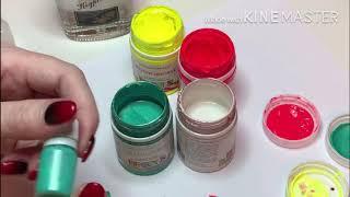 краска для nail аэрографии . Как сделать в домашних условиях