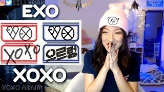 EXO - XOXO (Kiss & Hug) Full Album FIRST LISTEN PARTY 🎵🎉