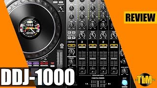 My favorite DJ controller?? Pioneer DDJ-1000 review