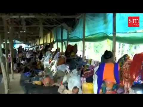 এবার ৫০০ হিন্দু রোহিঙ্গা ধর্ষণের ভয়ে ঢুক