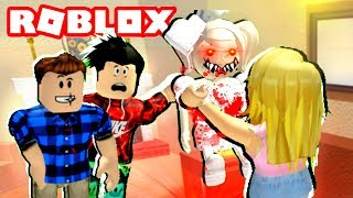 HER DAD PICKED THE WRONG DOLL!! | Roblox SCARIEST STORIES | Villain Series Episode 15