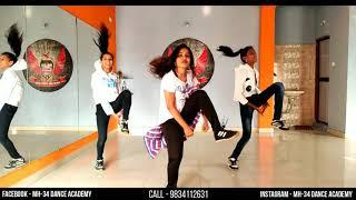 Ole ole 2.0 Dance Fitness | Choreography by Gayatri Gour | MH-34 DANCE ACADEMY