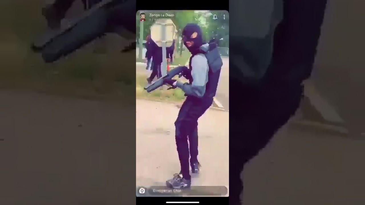 Arsenal de guerre aux Grésilles (Dijon 21000) - YouTube