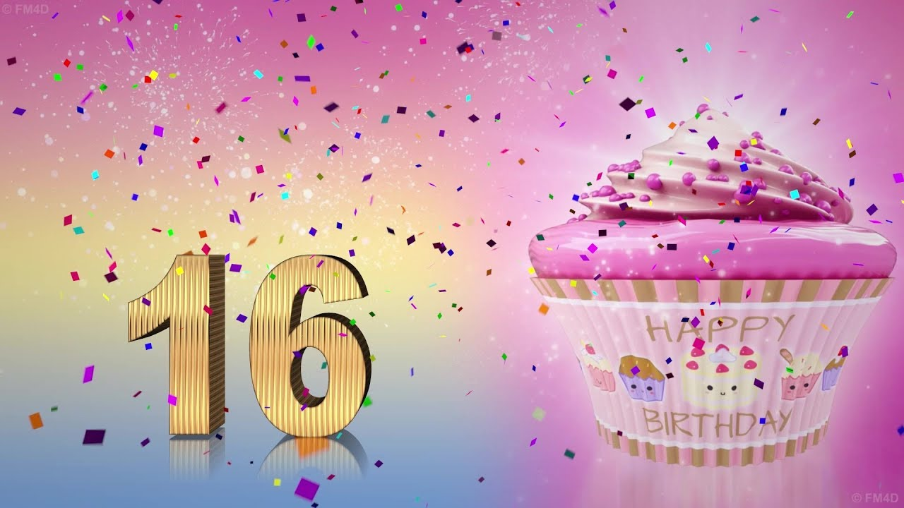 Spruche Zum 16 Geburtstag Geburtstagswunsche Zum 16