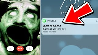 Cursed Phone Number FaceTimed me back! (THIS IS WHAT REALLY HAPPENED 2017)
