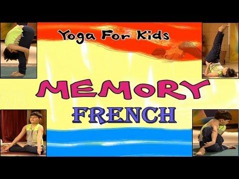 Yoga for kids - Memory - Your Yoga Gym - French
