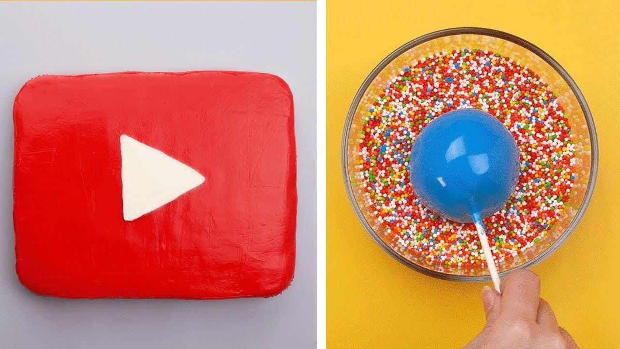 Top Trending Colorful Cake Decorating Ideas | Most Satisfying Chocolate Cake Decorating Videos