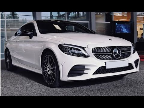 2019 2020 Mercedes C class c300 w205 AMG LINE REVIEW: INTERIOR EXTERIOR