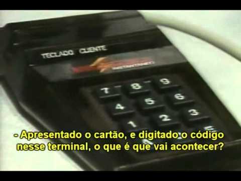 Quando computador era novidade nos bancos do Brasil (1983)