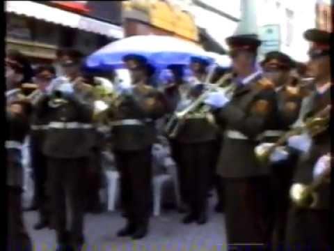 Оркестр курсантов ВДФ в Бельгии 1989 (1)