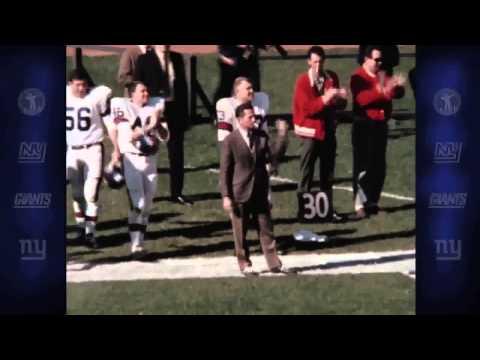 NY Giants Chronicles - The 1960