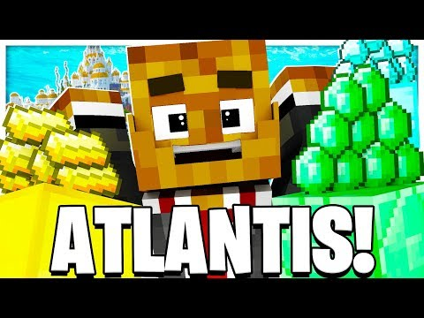 GOLD RUSH 4.0 *ATLANTIS UPDATE* UNDERWATER MOD! - Modded Minecraft Minigame (Minecraft 1.12.2)