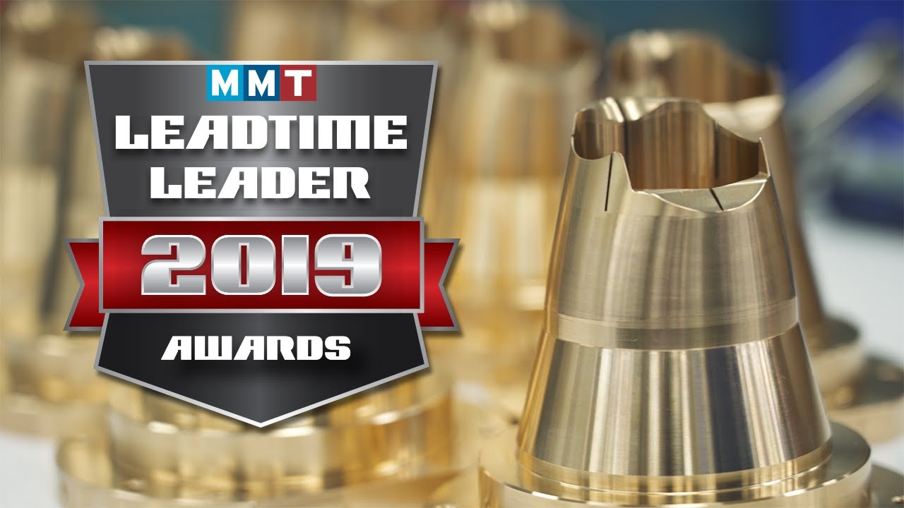2019 Leadtime Leader Award Winner: X-Cell Tool and Mold Inc